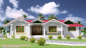 four bedroom house kerala style 4 bedroom house plans single floor youtube