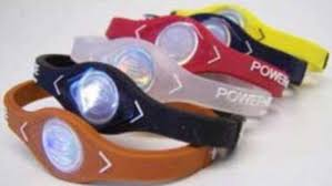 rubber power bracelet images Power balance bracelets 39 no better than a rubber band 39 maker jpg