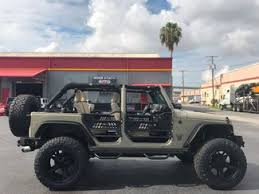 jeep wrangler on 24s 2017 jeep wrangler unlimited custom lifted 24s gobi leather 37s