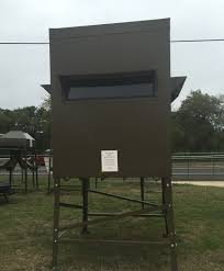 Texas Blinds Broadcast Deer Feeders Argyle Feed Store