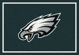 Nfl Area Rugs Philadelphia Eagles Area Rug Nfl Eagles Area Rugs