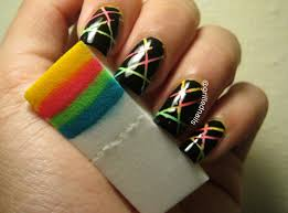 23 nail art designs with striping tape nail art how to use