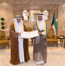 bureau president kuna his highness the pm receives acting pres of state audit