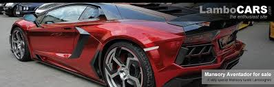mansory lamborghini aventador for sale aventador tuned by mansory for sale in russia the on