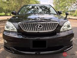 lexus harrier 2012 2008 toyota harrier for sale in malaysia for rm73 300 mymotor
