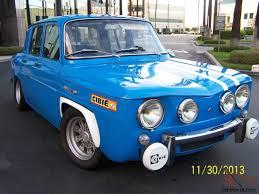 renault 17 gordini renault 8 gordini replica