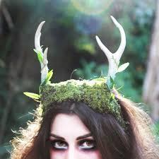 Deer Head Halloween Costume 25 Deer Antlers Costume Ideas Animal
