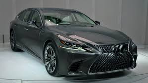 lexus ls 500 latest news 2018 lexus ls 500 targeted the mercedes benz s class auto moto
