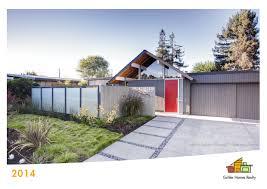 Eichler Homes by 2014 Eichler Homes Calendar U2013 Eichler Homes Realty