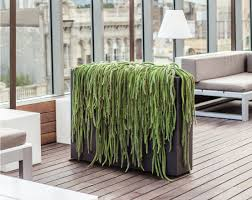 ferrum rectangular and tall planters crescent garden indoor and