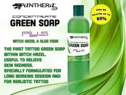 green soap 500 ml