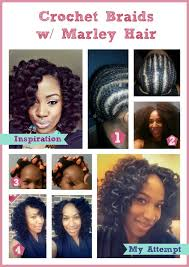 what hair to use for crochet braids crochet braids with marley hair protectivestyle