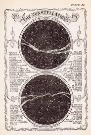 printable star constellation map antique star constellations stock image constellation free