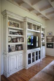 Large White Bookcases by Northshore Millwork Llc Built Ins U0026 Entertainment Centers