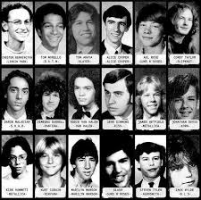high school yearbook search yearbook photos of heavy metal and rock musicians