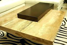 square stone coffee table coffee table contemporary stone coffee table contemporary square