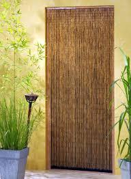 store bambou exterieur ikea saigon rideau de porte en bambou 120 x 220 cm amazon fr jardin