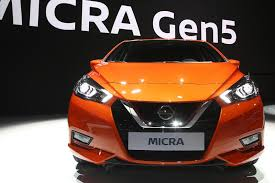 nissan car 2017 boring to bold next gen 2017 nissan micra unveiled by car magazine