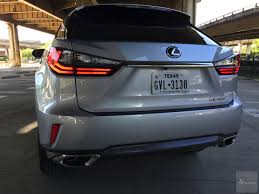 lexus rx350 new tires full review of the 2016 lexus rx350 txgarage