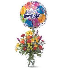 birthday balloon bouquet delivery birthday flowers delivery ogden ut lund floral