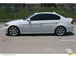 bmw 2006 white alpine white 2006 bmw 3 series 330i sedan exterior photo 52450741