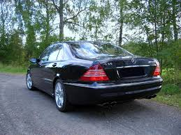 mercedes s class 1986 2003 mercedes s class information and photos zombiedrive