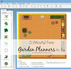 5 mostly free online vegetable garden planners