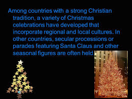 the christmas christmas is a holiday observed generally on