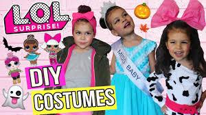 Halloween Costumes Easy Diy Doll Halloween Costumes