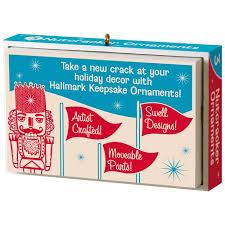 nutcracker nifty fifties keepsake ornaments box of retro glass