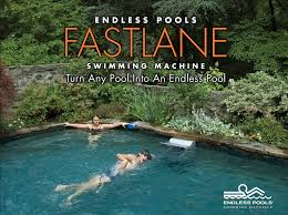endless lap pool endless pool a swim spa current generator turns your pool into a
