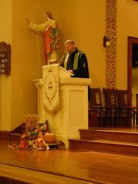 sermon of thanksgiving fr thomas u0027 mass of thanksgiving at st martin u0027s in rogers mn
