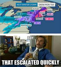 Snowstorm Meme - blizzard of 2015 memes are sweeping the northeast even faster than