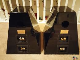 von gaylord audio legend audio design speakers in high gloss piano