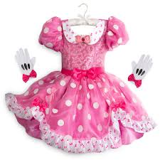 Minnie Mouse Costume Minnie Mouse Costume For Kids Pink Shopdisney