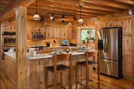 Rustic Kitchen Island Ideas Kitchen 2017 Cabin Kitchens Wooden Kitchen Cabi Kitchen Island