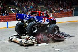 the monster truck bigfoot bigfoot in calgary u2013 a monster truck attacks christopher martin