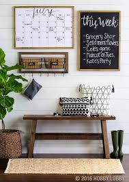 Rustic Living Room Design by Living Room Decor Rustic Farmhouse Style Command Center With