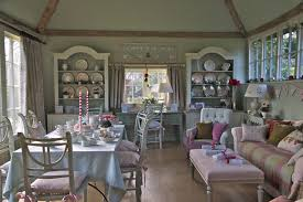 a cosy christmas country dining room wiltshire by susie