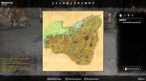 Eso Maps Elder Scrolls Online Map Youtube