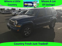 jeep 2005 liberty 2005 used jeep liberty 4dr limited 4wd at auto