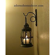 Lantern Wall Sconce Metal Lantern Wall Sconce Rustic Industrial Antique
