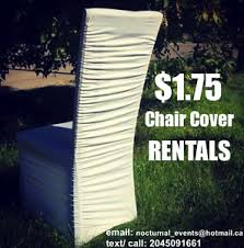 Ruched Chair Covers Chair Covers Find Or Advertise Wedding Services In Winnipeg