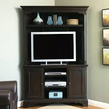 Computer Armoire Corner Small Computer Armoire Tv Stands Corner For Flat Screens