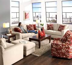 Air Mattress Sleeper Sofa Chair And A Half With Ottoman In Living Room Contemporary With Air