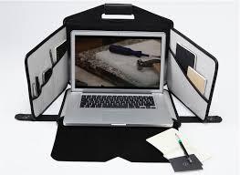 sacoche de bureau la fonction n 1 housse de luxe et bureau mobile pour votre mac
