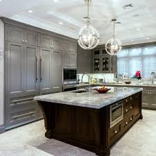 modern curio cabinet kitchen traditional with stainless steel