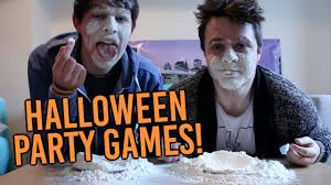 halloween party games youtube