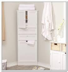 Hanging Bathroom Cabinet Bathroom Corner Furniture Amusing Decor White Corner Bathroom