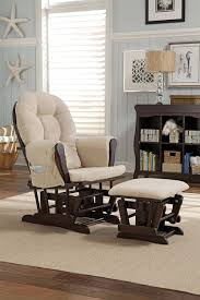 Best Baby Glider And Ottoman Ottomans Shermag Glider Parts Shermag Glider Rocker Combo